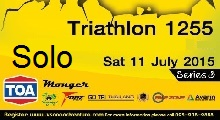 Triathlon 1255 Solo 11 July 15