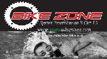 Bike Zone Sprint Triathlon 11 Oct 2015
