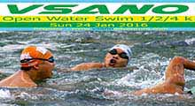 VSANO Open Water Swim 1 km. 29 May16