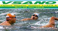VSANO Open Water Swim 1 km. 29 May16