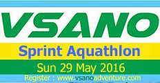 VSANO Sprint Aquathlon 29May16