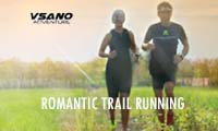 VSANO Romantic Trail Running 5 k. 11 Feb 2017