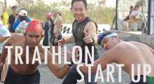 Triathlon Start up 10 Dec 16