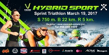 HYBRID SPORT Sprint Triathlon 19 Mar 17