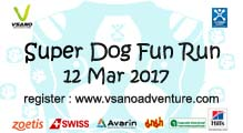 Super Dog Fun Run 12 Mar 2017