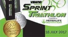 HERBALIFE Sprint Triathlon (ทีมผลัด 2-3 คน)