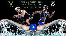 VSANO Sprint Triathlon (solo) 4 Feb 2018
