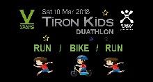 TironKids Duathlon 17 Mar 2018