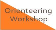 Orienteering Workshop 4 April 20