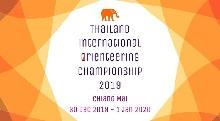 Thailand International Orienteering Championship 2019