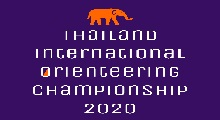THAILAND International Orienteering Championship 2020