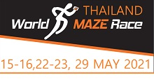 World MAZE Race 2021 15-29 May 2021