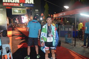 You are an Ironman Mr.Suchat from Vsano Tri, THAILAND.