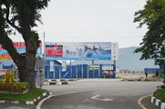 Billboards IRONMAN LANGKAWI 2014.